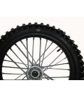 Assy wheel 17/14