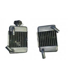 Ktm50 radiators