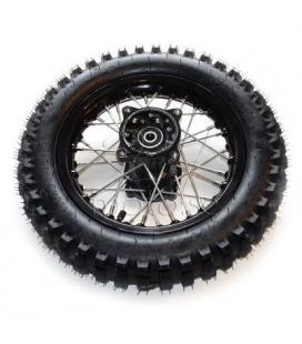 """Complete rear wheel 12"""""""
