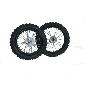 Complete wheel malcor ktm