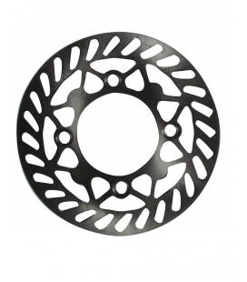 Oversized brake disc
