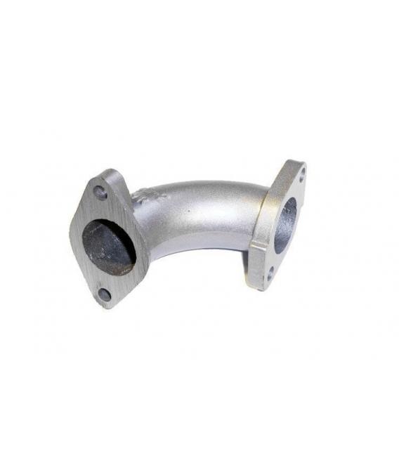 Engine intake lateral flat