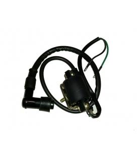 Bobina alta original conexion cables
