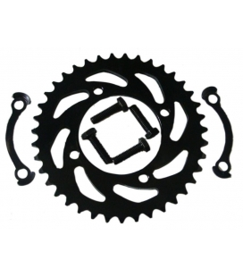 Rear sprocket pit bike