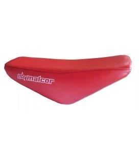 Asiento crf50 alto rojo