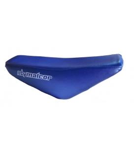 Asiento crf50 alto azul