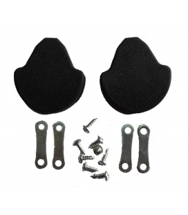 FOOTPEG NYLON CRASH GUARD KIT