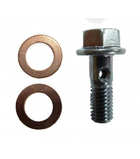 Radiator screw 8x23mm