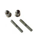 EXHAUST STUDS SET WITH NUTS