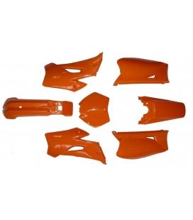 Plastics fairing kxd