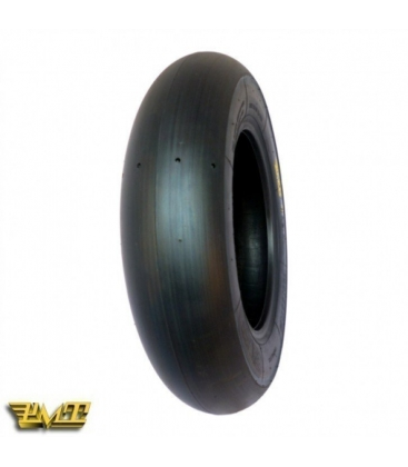 "PMT SLICK 10"" TRASERO GP-0 120/80-10"