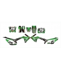 Stickers CRF110 malcor