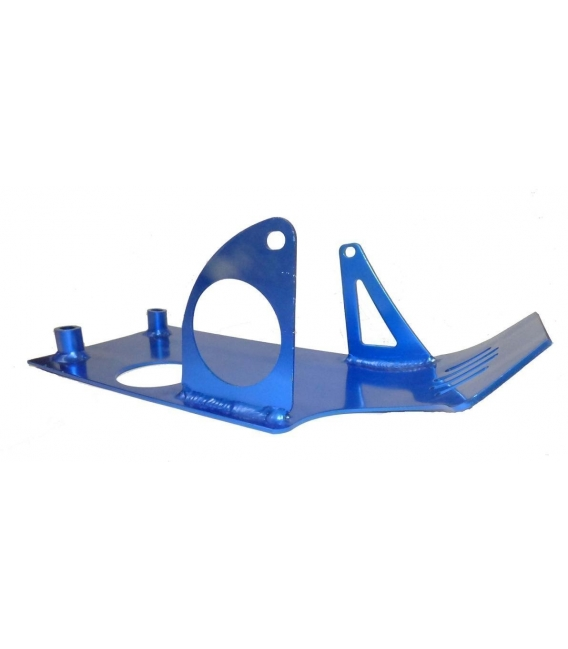 ALLOY ENGINE PROTECTION ZS155 OR YX160 BLUE