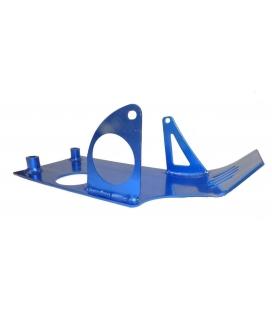 Cubrecarter aluminio azul yx/zs