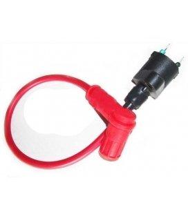 Plug coil performance