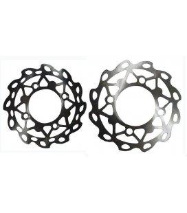 Disco floreados para pit bikes