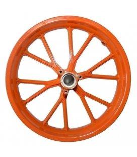 Orange rim kxd minicross