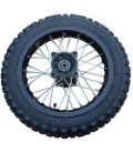 WHEEL 10 OR 12 FOR PIT BIKE