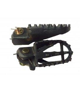 Pit bike foot peg