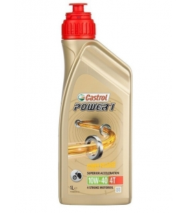 Oil castrol power 1 sae10w40