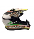 CASCO DE CROSS MALCOR SAHARA