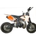 EXHAUST TURBOKIT KTM SX50