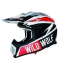 CASCO CROSS WILD WOLF