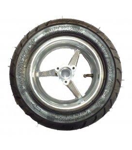 Wheel tires+rim 6,5