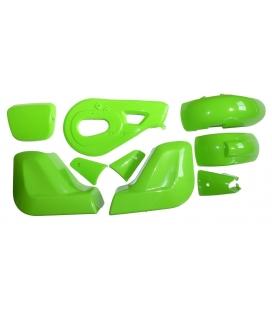 Plasticos colores minimoto electrica