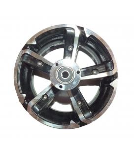 "Llanta aluminio 6"" patinete"