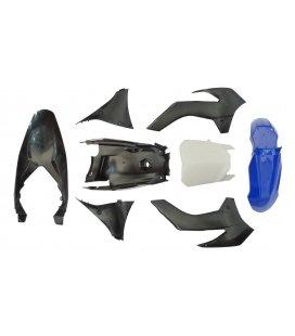 Plasticos completos ktm85 negros