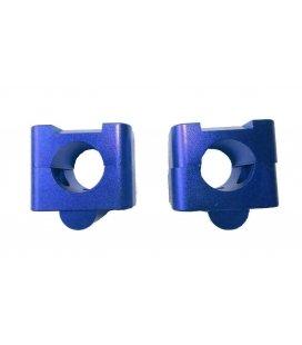 Riser conversersion 28mm cnc blue