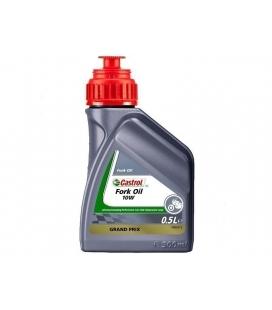 Fork oil castrol 10w