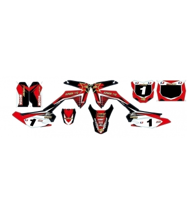 Sticker junior crf110