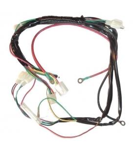 Cables instalacion bateria y cdi