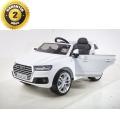 Electric car AUDI Q7