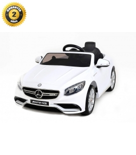 Electric car Mercedes AMG S63 KIDS