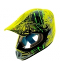 CASCO SHIRO MX ROCKID