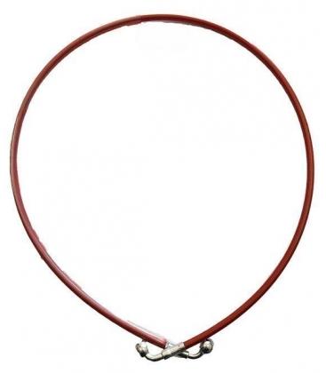Brake hose 1100mm red