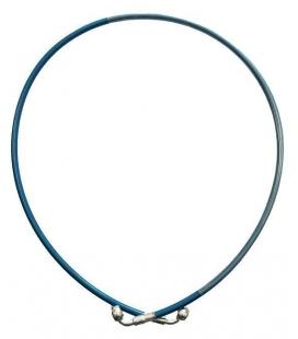 Brake hose 1100mm blue