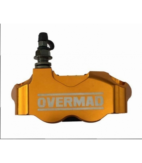 Pinza radial 4 pistones OVERMAD