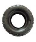 Tire without tube 6""