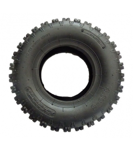 Tire without tube atv electric