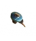 Buggy filler cap with key