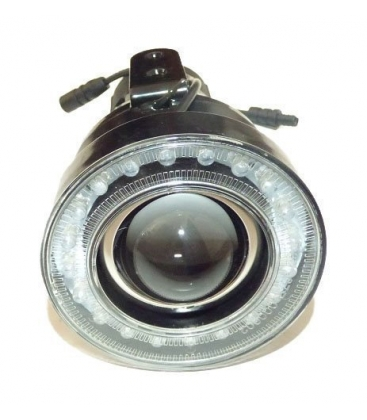 Front light EEC for electric skateboard