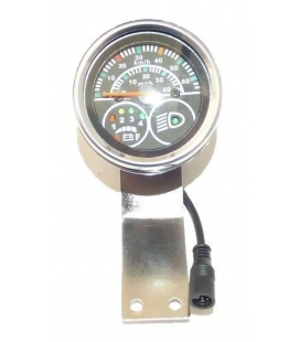 EEC speedometer for electric skateboard