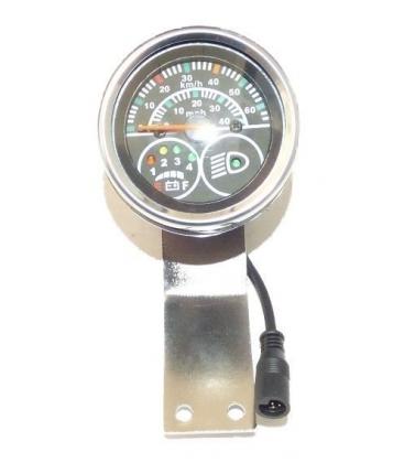 EEC speedometer for electric skateboard