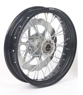 "Llanta supermotard 17"" delantera"