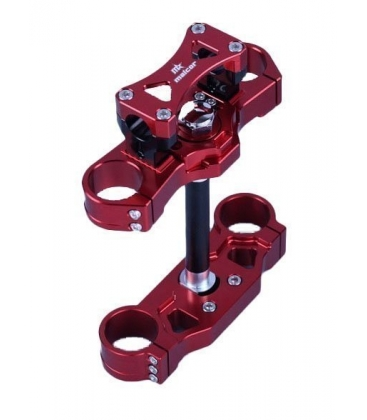 Clamps cnc red adjust