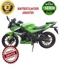 Malcor Super Furious verde